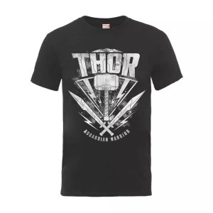 Marvel thor asgardian warrior t-shirt - marvelofficial.com