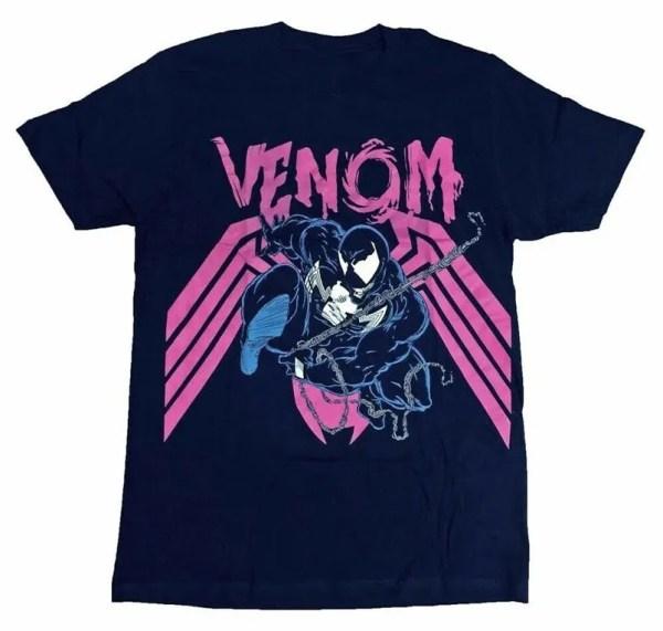 Marvel Spider Venom T-Shirt - Marvelofficial.com