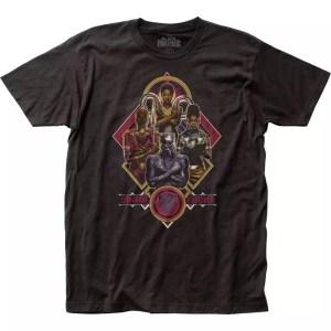 Marvel Black Panther Wakanda Forever T-Shirt - marvelofficial.com