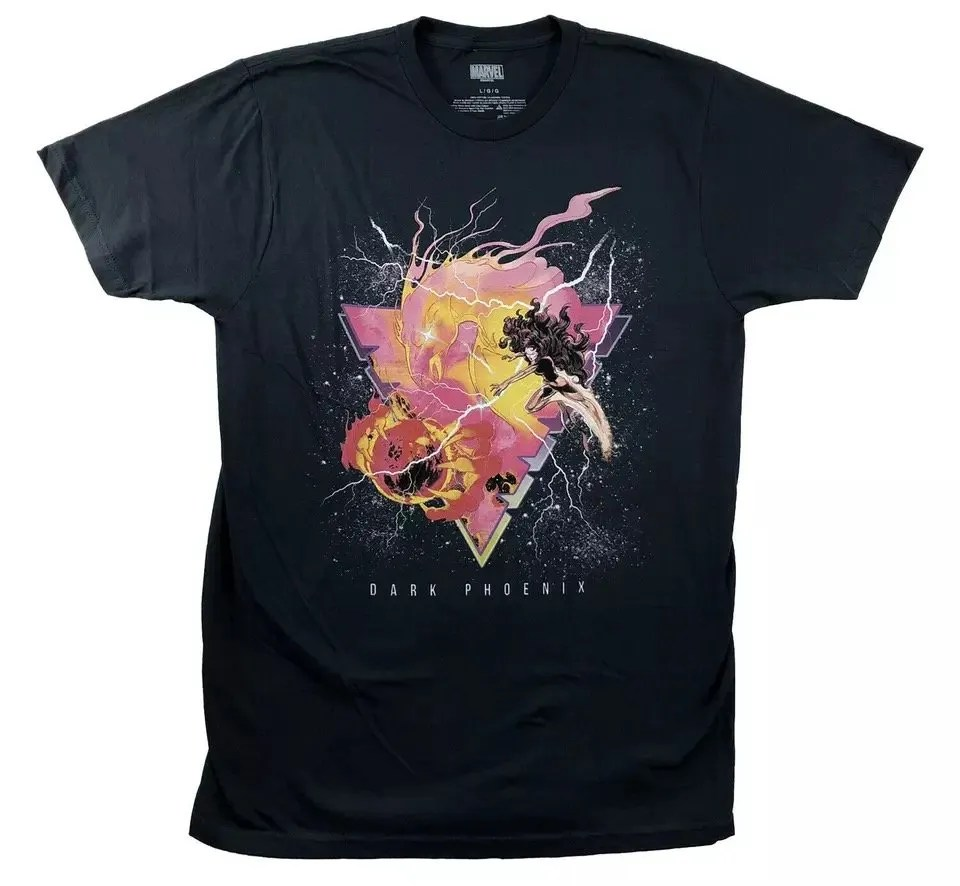 Marvel X-Men Dark Phoenix T-Shirt - marvelofficial.com