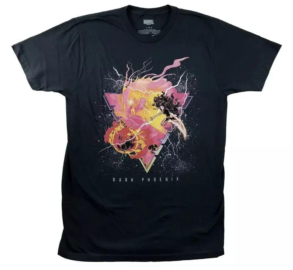 Marvel X-Men Dark Phoenix T-Shirt - marvelofficial.com