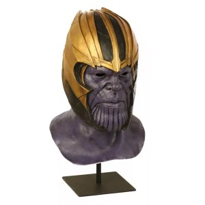 Marvel Avengers Endgame Thanos Mask - Marvelofficial.com