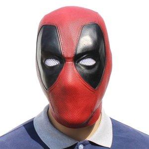 Marvel Deadpool Mask Prop Replica - Marvelofficial.com