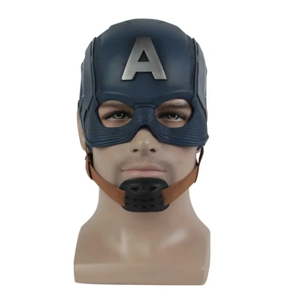 Marvel Captain America Mask Prop Replica - marvelofficial.com