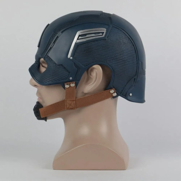 Captain America Helmet Prop Replica - marvelofficial.com