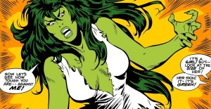 Marvel She-Hulk - Marvelofficial.com