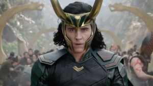 Marvel Thor Ragnarok - Loki Laufeyson Helmet