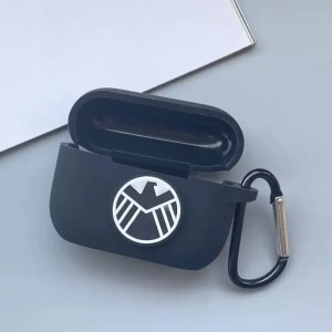 Apple AirPods Pro Case Marvel Agent of S.H.I.E.L.D. - Marvelofficial.com