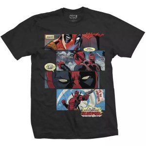 Marvel Deadpool Comics T-Shirt - Marvelofficial.com