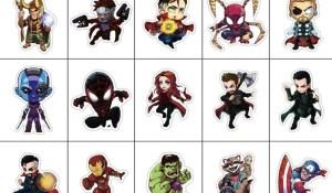 Marvel Superhero Stickers - Marvelofficial.com