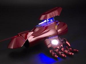Iron man mk 7 left arm - marvelofficial.com
