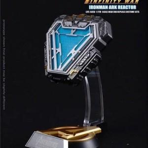 iron man arc reactor mark L prop replica infinity war - marvelofficial.com