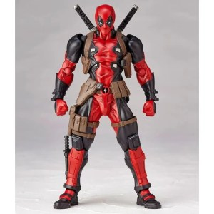 collectible marvel deadpool action figure - marvelofficial.com