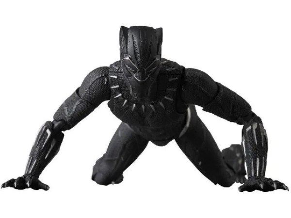 Black Panther action figure - marvelofficial.com