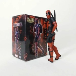Collectible Mini Deadpool kiss movie Figure V3 8cm