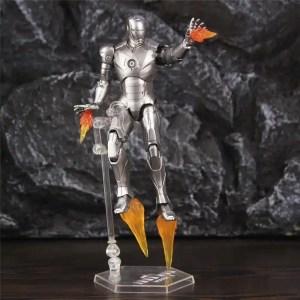 Collectible Iron Man Mark 2 Action Figure 17cm