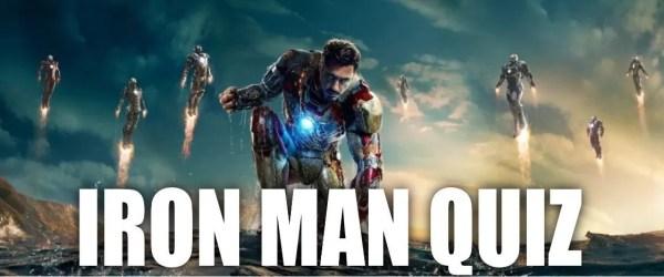 Marvel iron man quiz - marvelofficial.com
