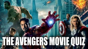 The avengers movie quiz - marvelofficial.com