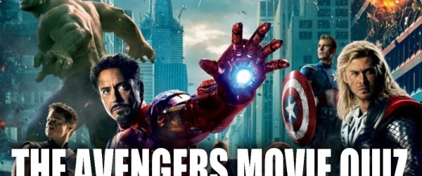 The avengers movie quiz - marvelofficial.com