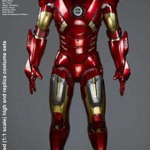 wearable iron man suit - marvelofficial.com