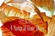 4 natural hair dyes grey