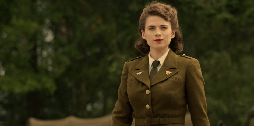 Peggy Carter's story doesn't end with the death of Steve Roger in The First Avenger.