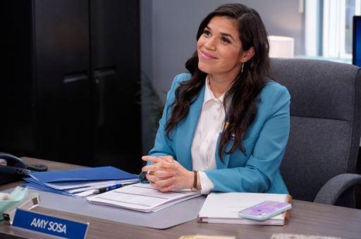America Ferrera as Amy Sosa in Superstore