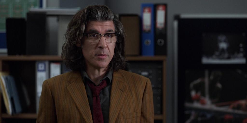 James Lance as Trent Crimm in Apple TV+ Ted Lasso