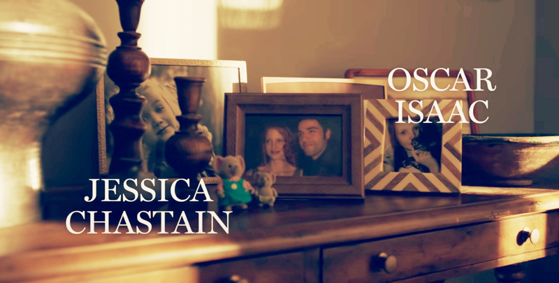 Still from HBO's Scenes from a Marriage starring Jessica Chastain and Oscar Isaac.
