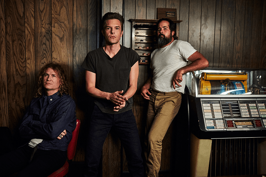 The Killers, a photo by Danny Clinch.