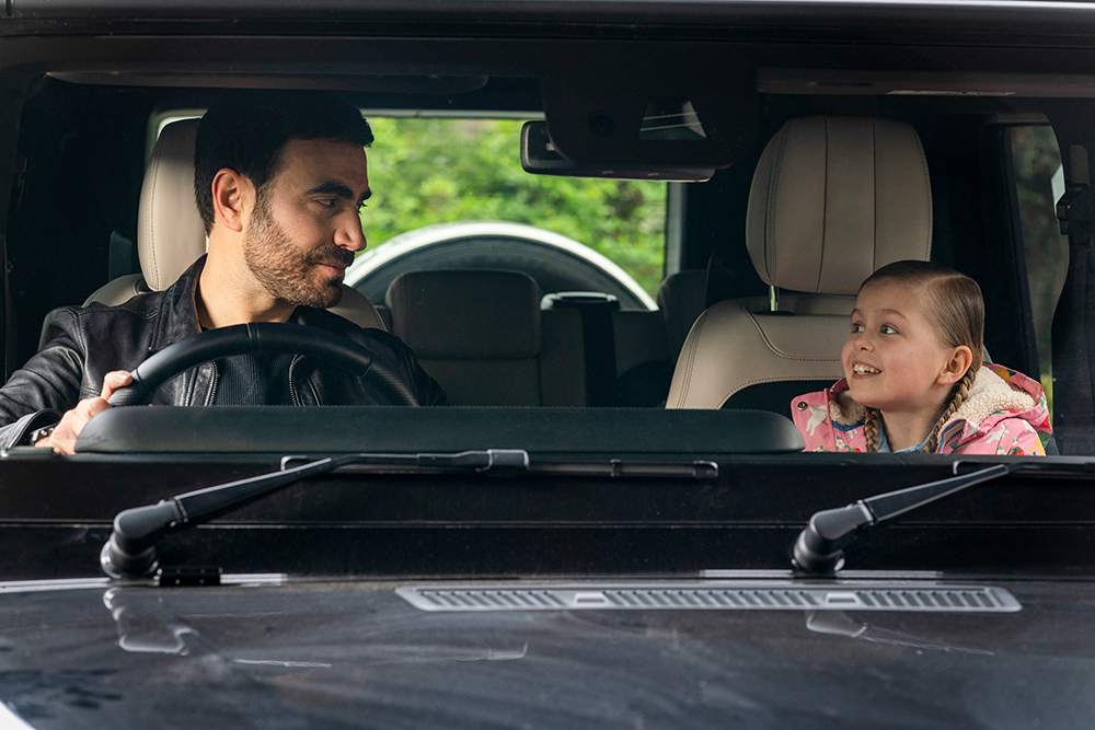 """Brett Goldstein and Elodie Blomfield in """"Ted Lasso"""" season two, episode: """"Man City"""" now streaming on Apple TV+."""
