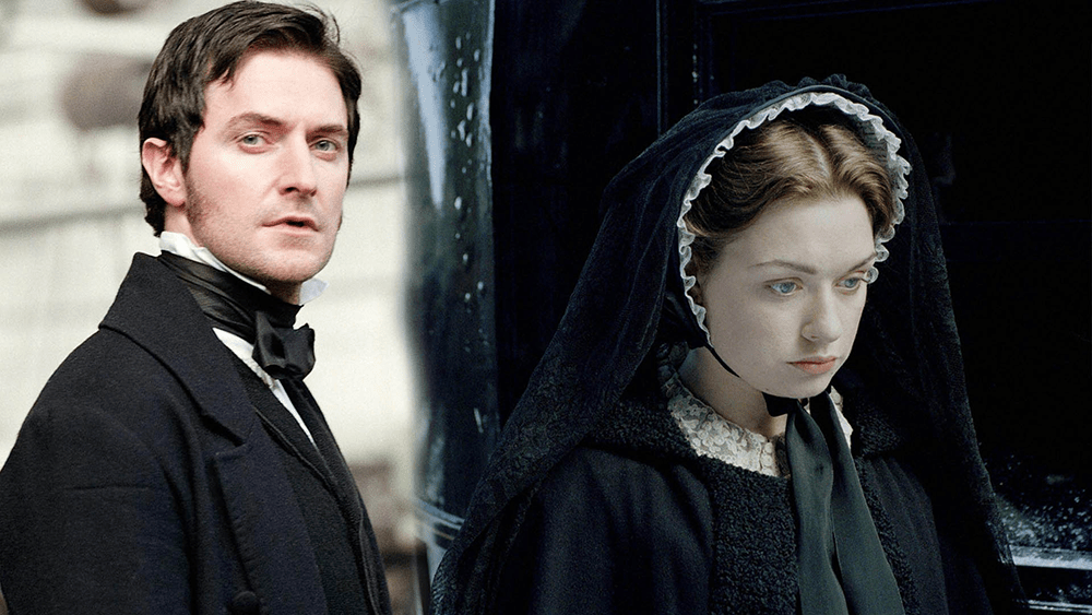 Jack Thornton's look back at me moment in BBC's North and South