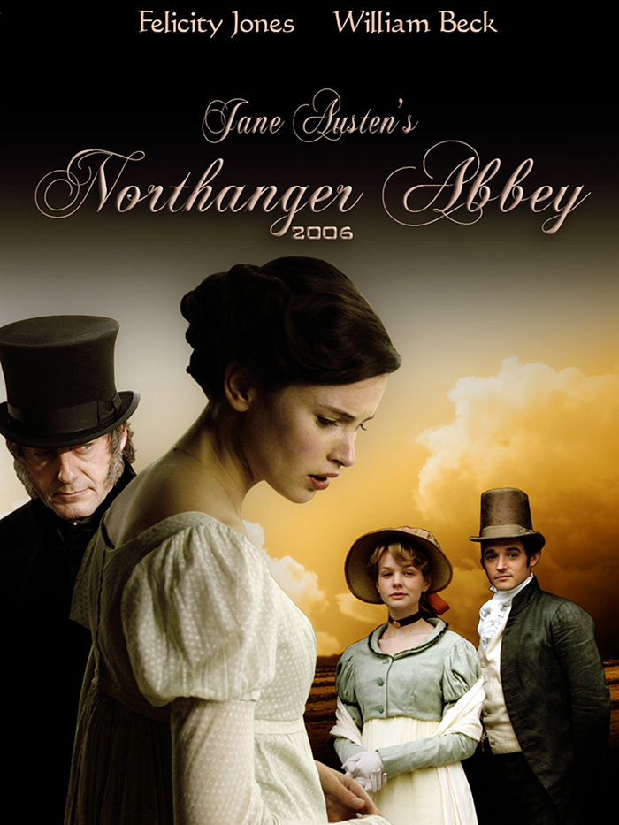 Cover of Jane Austen's 'Northanger Abbey'