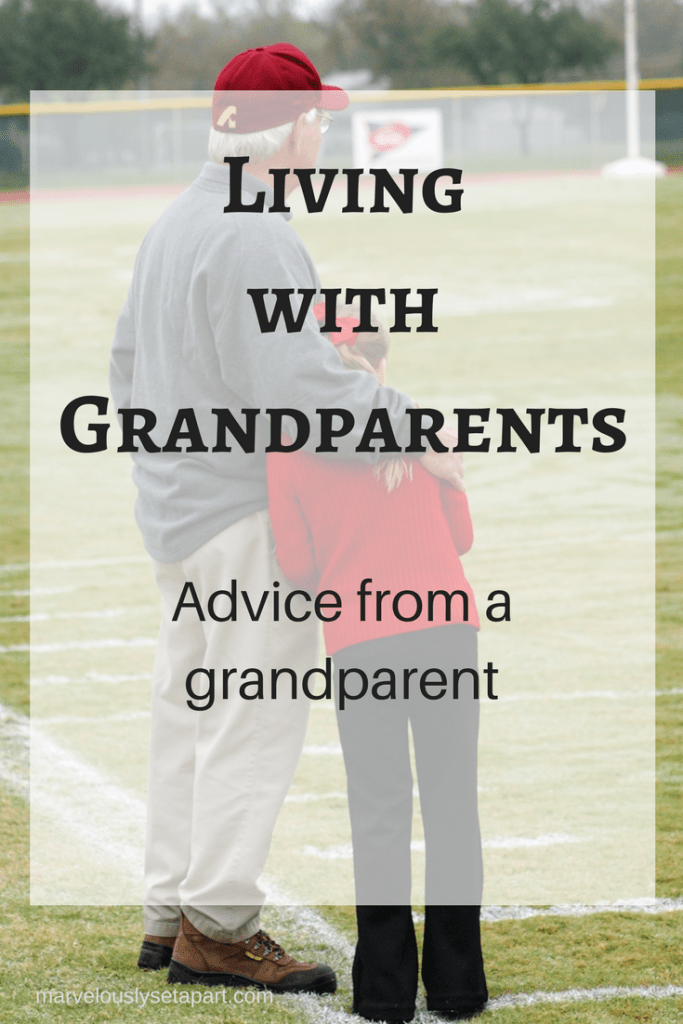 Living with grandparents