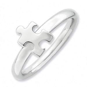 mothers day jewelry autism ring