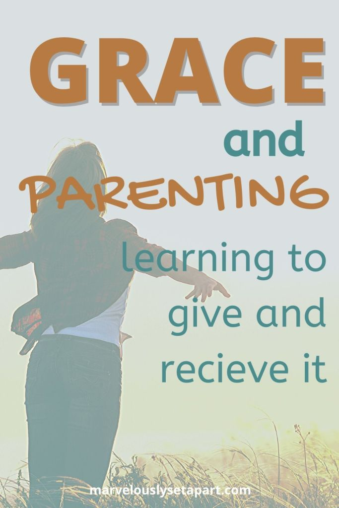 grace in parenting