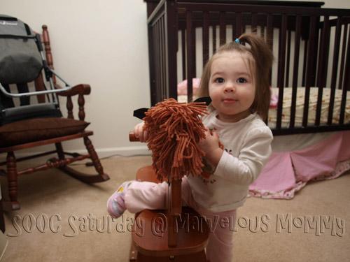 Natalie's Rocking Horse