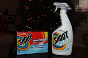 Shout® Color Catcher® with Oxi