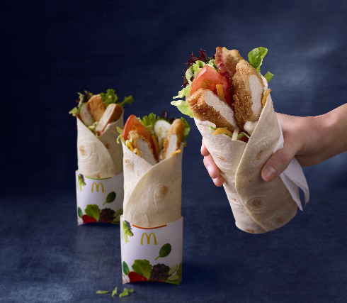 McDonald's New McWrap is Deliciously Good for Me