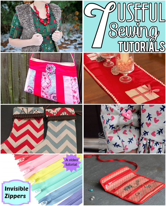 7 Useful Sewing Tutorials