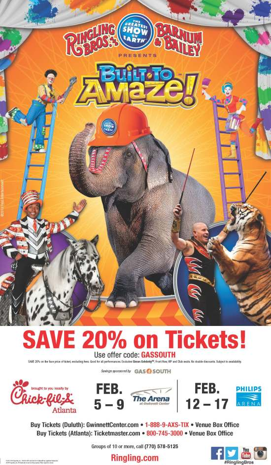 Ringling Bros And Barnum & Bailey Promo Codes, Coupon Codes November Latest Ringling Bros And Barnum & Bailey promotional codes and coupon codes in November are updated and verified. Today's top Ringling Bros And Barnum & Bailey promo code: Save up to 30% Off Your Order.