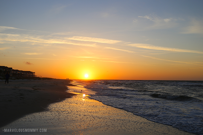 St George Island Sunrise
