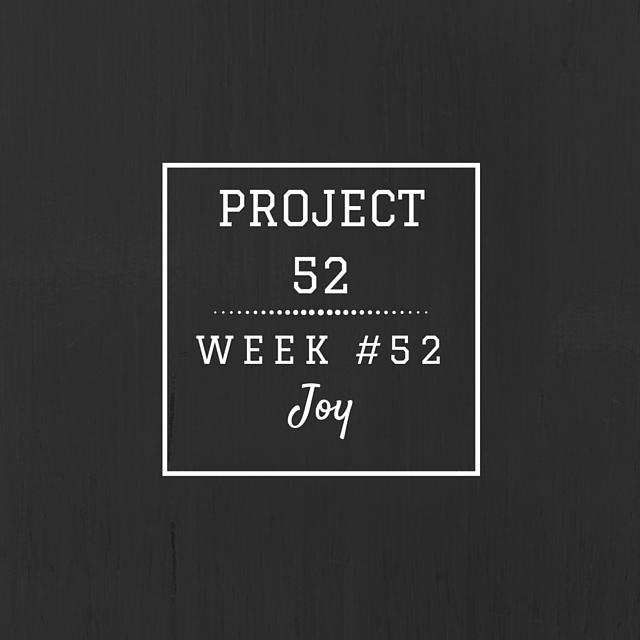 Project52 week52