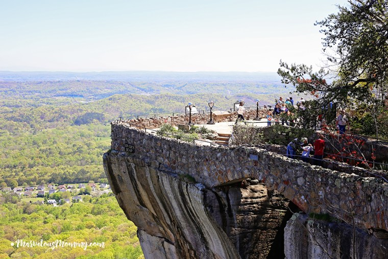 Rock City Lovers Leap