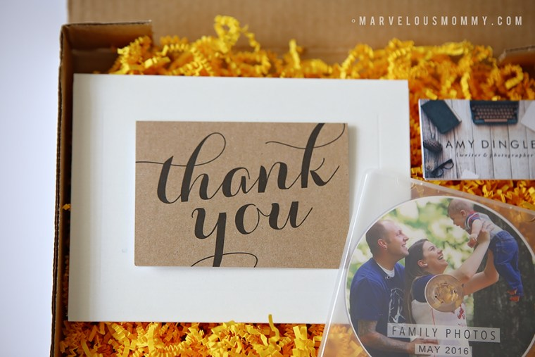 Client Photography Packaging Design
