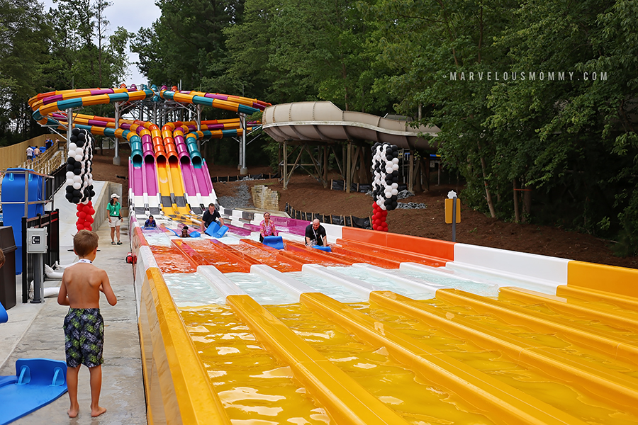 Wahoo Racer WHITE WATER
