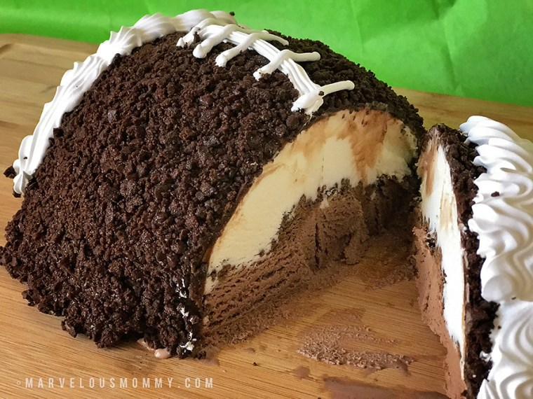 Carvel Ice Cream Cake