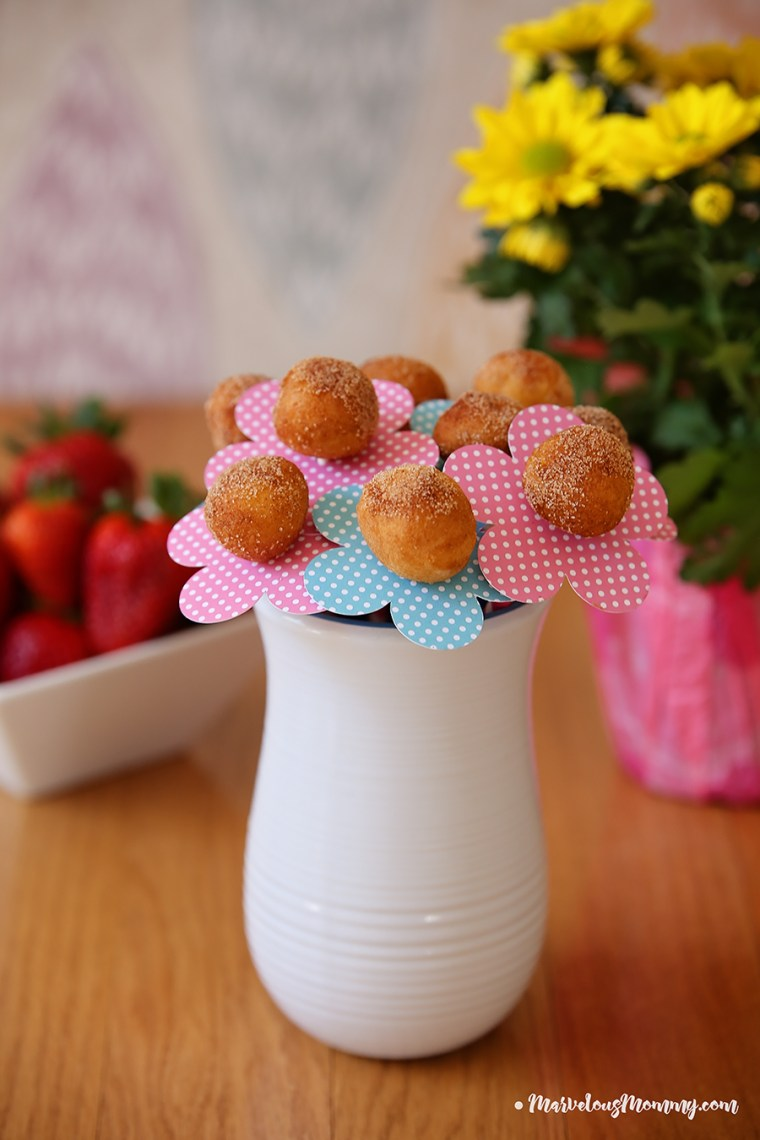 Mother's Day Donut Hole Bouquet