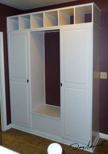 Custom Closet by Doug Marvel, Marvelous Woodworking