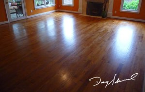 Hardwood floors by Doug Marvel, Marvelous Woodworking